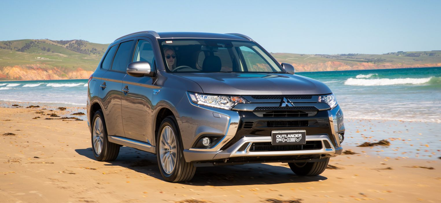 2019 Mitsubishi Outlander PHEV specs and pricing