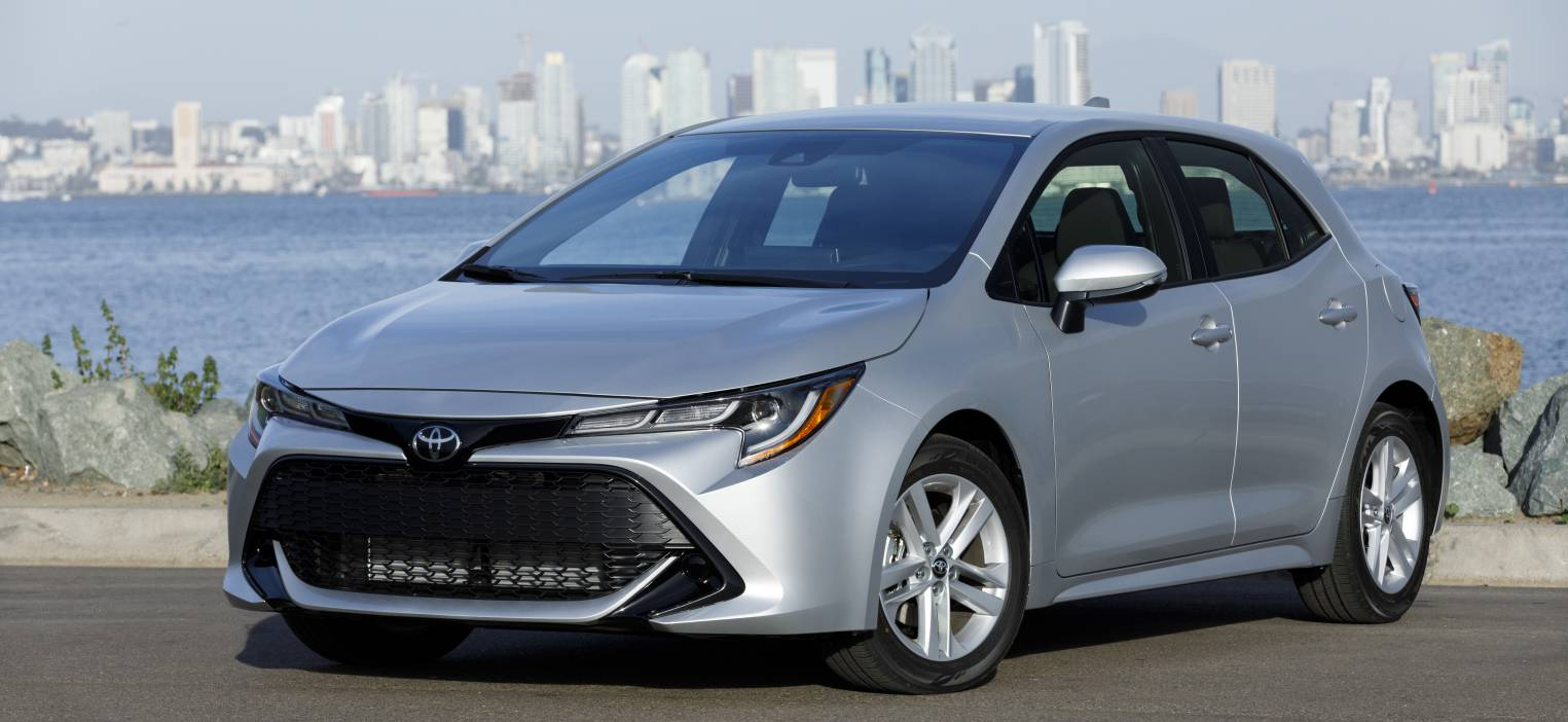 2019 Toyota Corolla Hybrid details announced