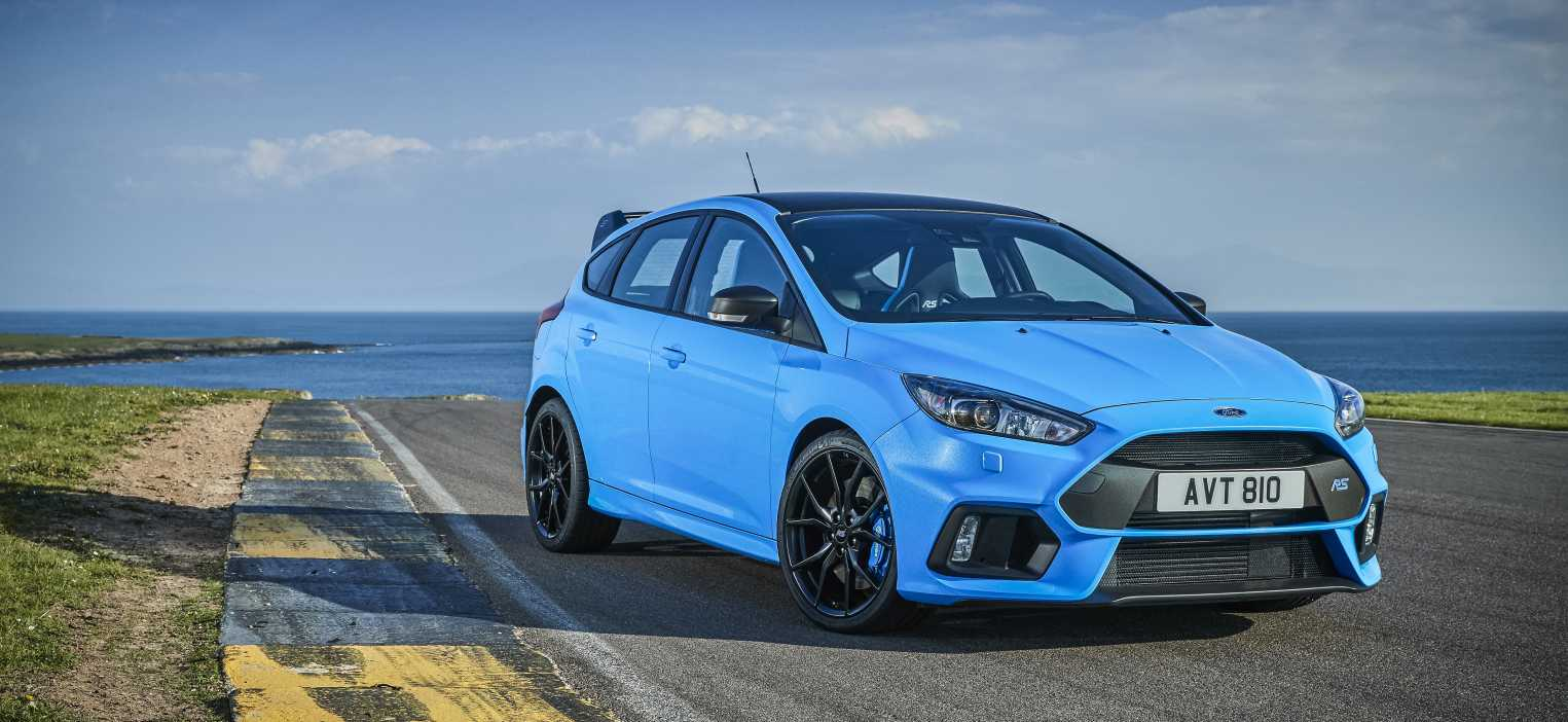 Ford confirms Focus RS Limited Edition for Australian market