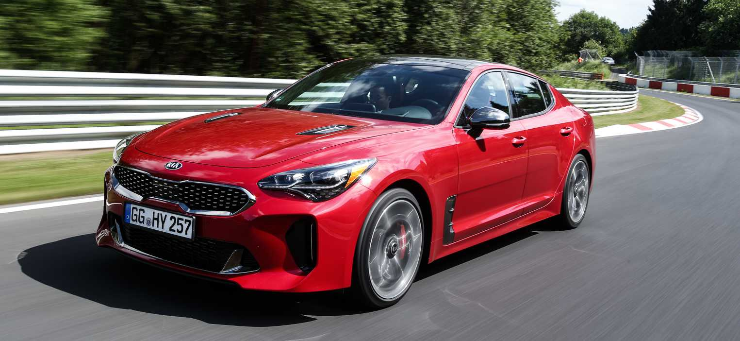 2018 Kia Stinger V6 Australian pricing