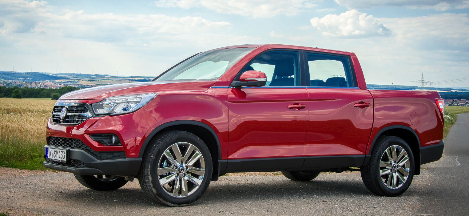 2019 SsangYong Musso specs and pricing