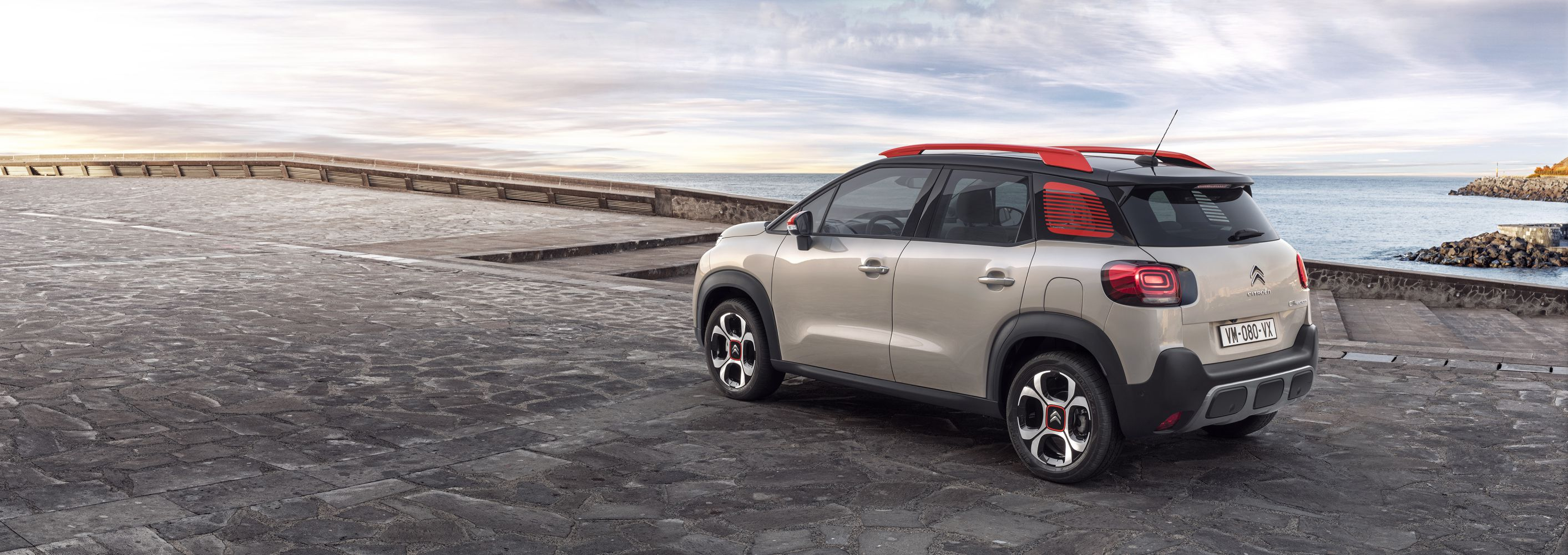 to enlarge image Citroen C3 Aircross SUV 1