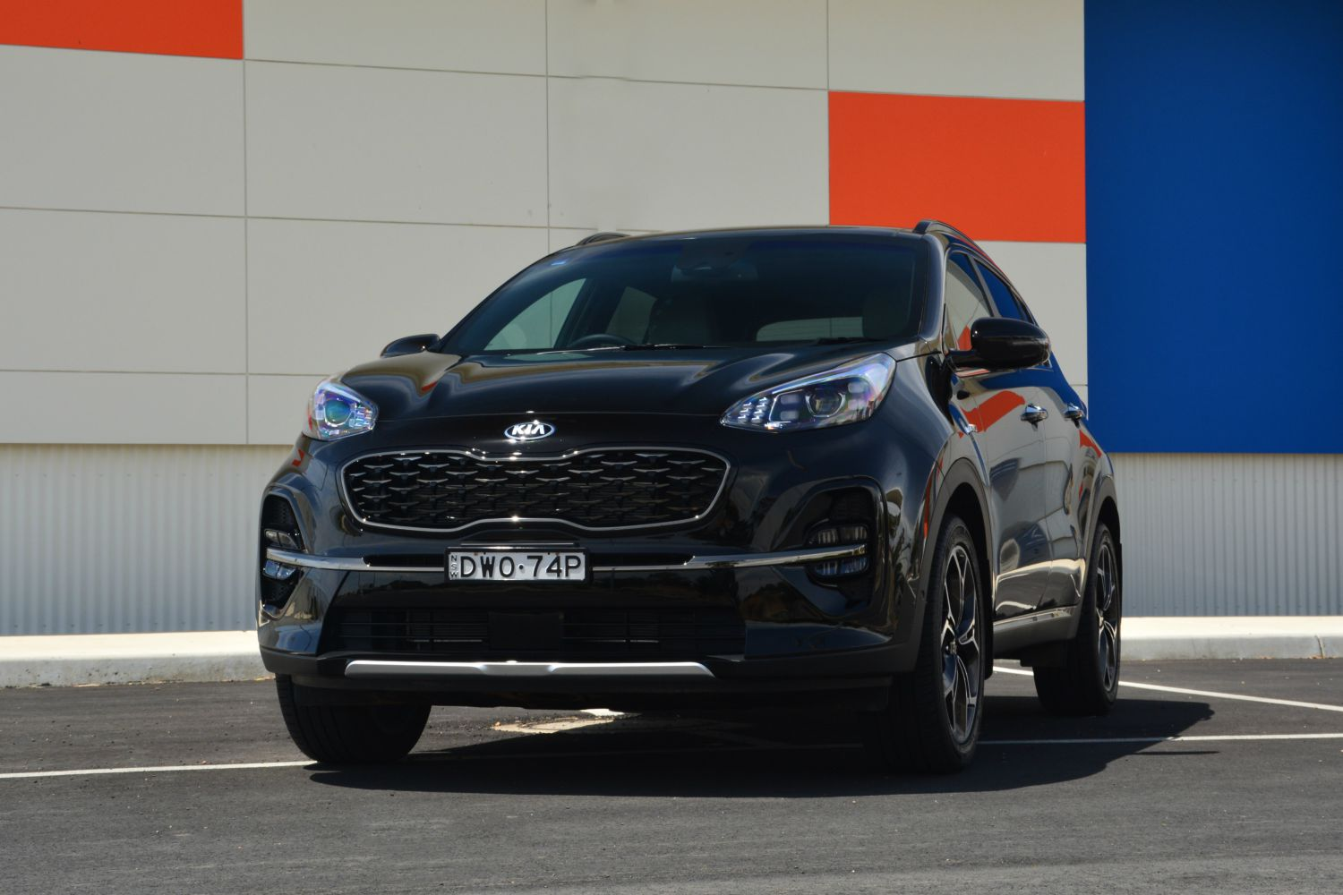 2019 Kia Sportage GT-Line Review - CarConversation