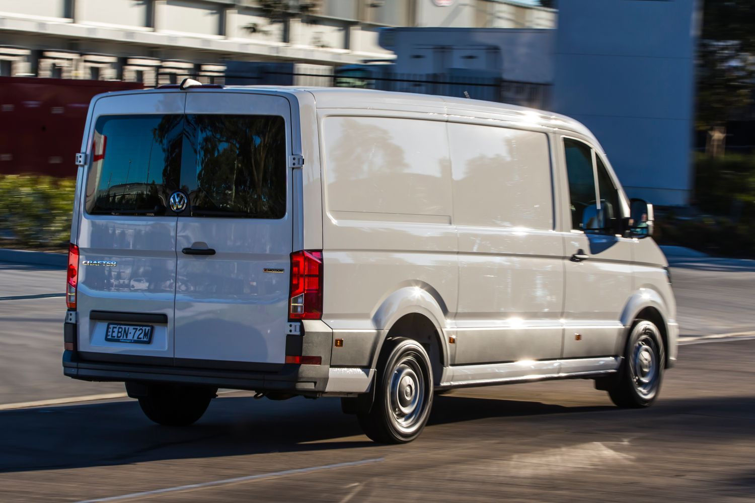 2019 Volkswagen Crafter 4Motion specs and pricing - CarConversation