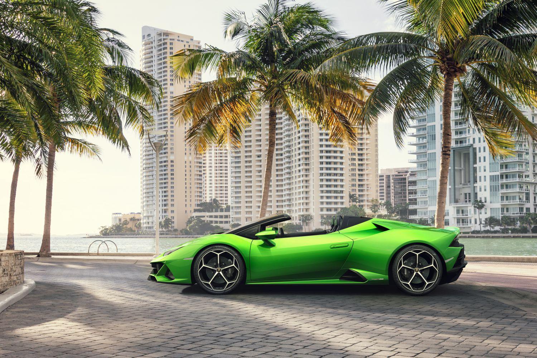 2020 Lamborghini Huracan Evo Spyder Revealed Carconversation