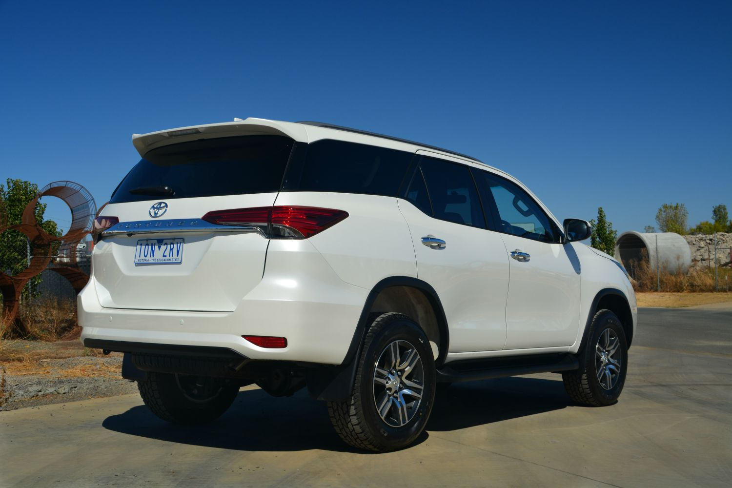 Toyota Fortuner long-term review: Exterior and interior