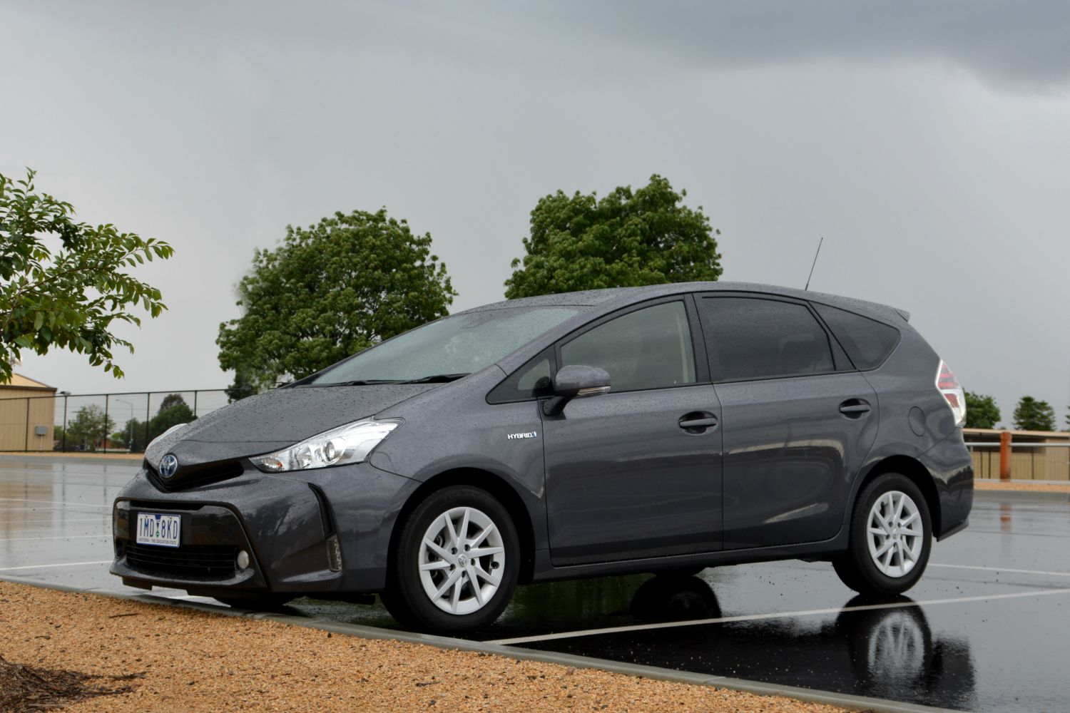 Toyota Prius v long-term review: Introduction