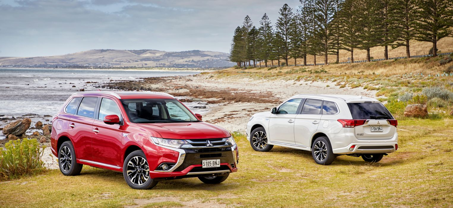 2017 Mitsubishi Outlander PHEV specs and pricing - CarConversation