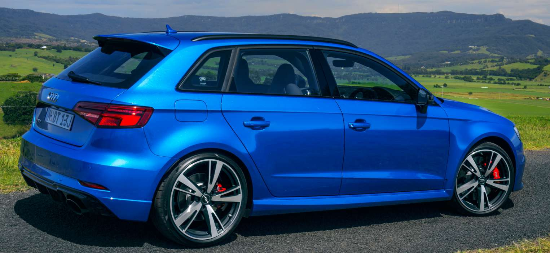 Kelebihan Audi Rs3 Sportback 2018 Tangguh