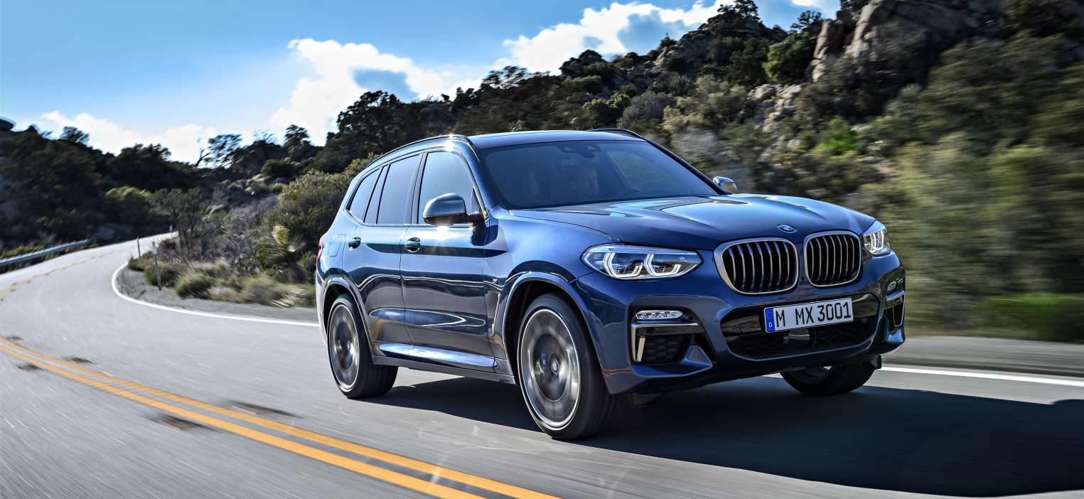 2018 BMW X3 specifications and pricing - CarConversation
