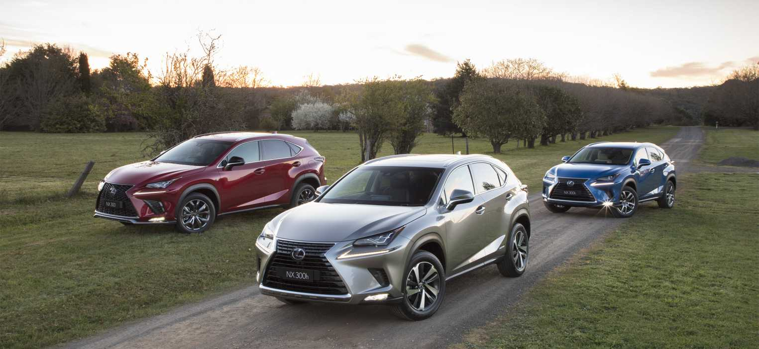 2018 Lexus Nx Specs And Pricing Carconversation Independent Car