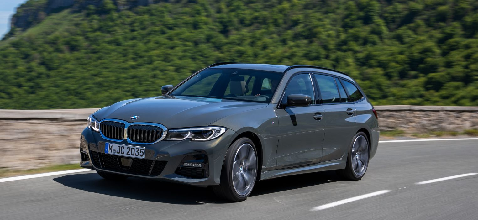 2019 Bmw 3 Series Touring Revealed Carconversation Independent