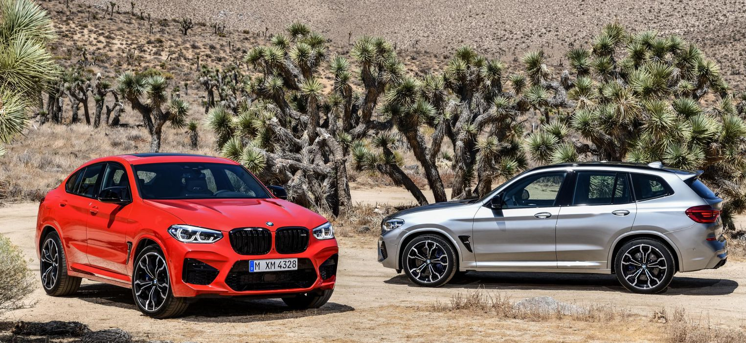 2019 BMW X3 M and X4 M specs and pricing