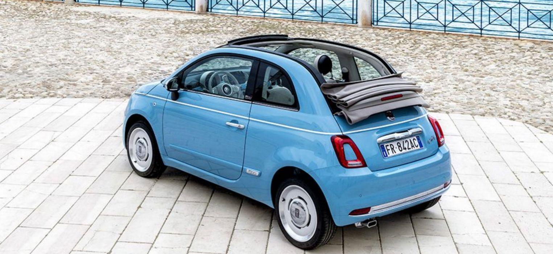 2019 Fiat 500c Spiaggina 58 Limited Edition Announced