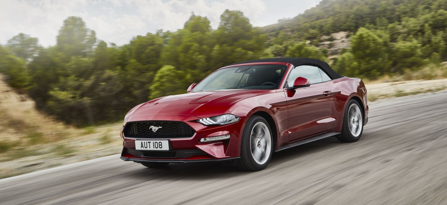 2019 Ford Mustang Ecoboost Specs And Pricing