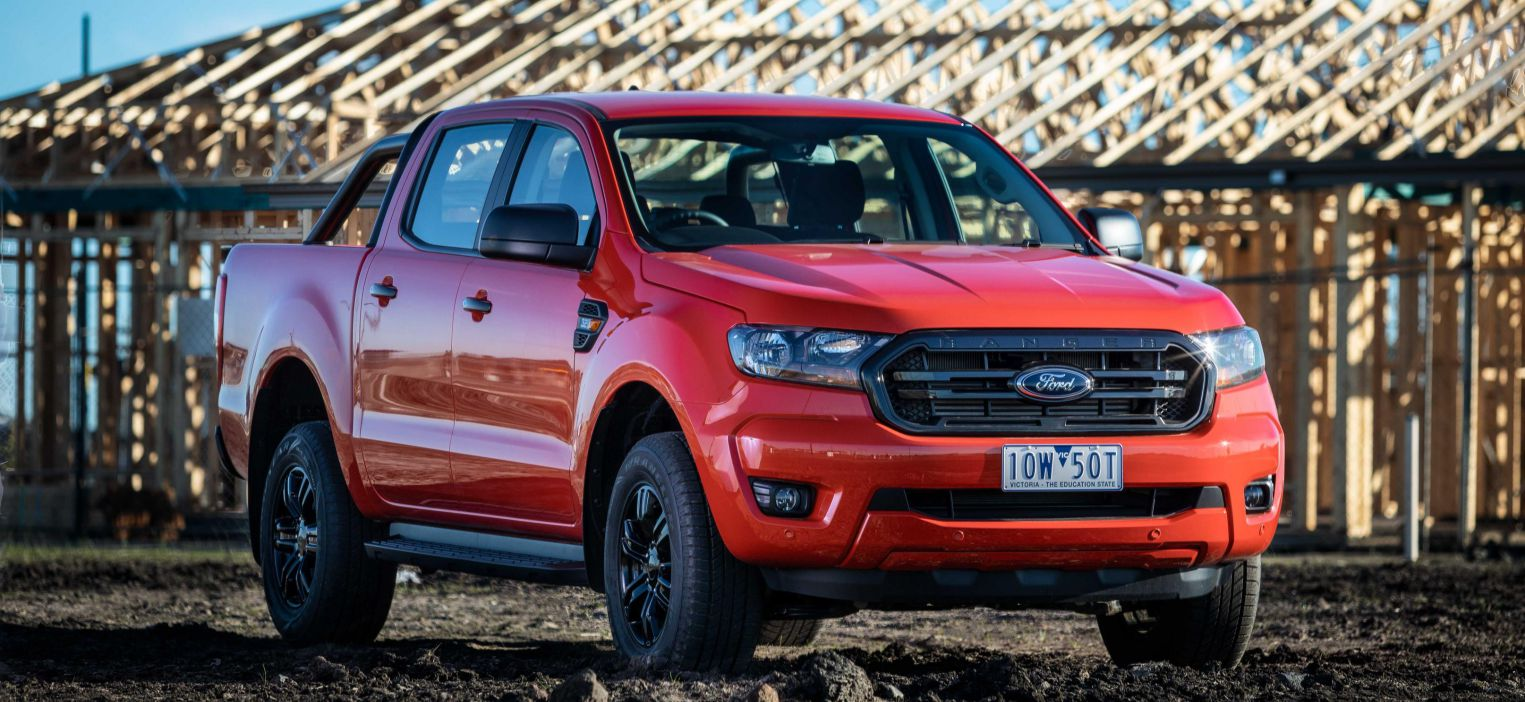 2019 Ford Ranger Sport special edition announced