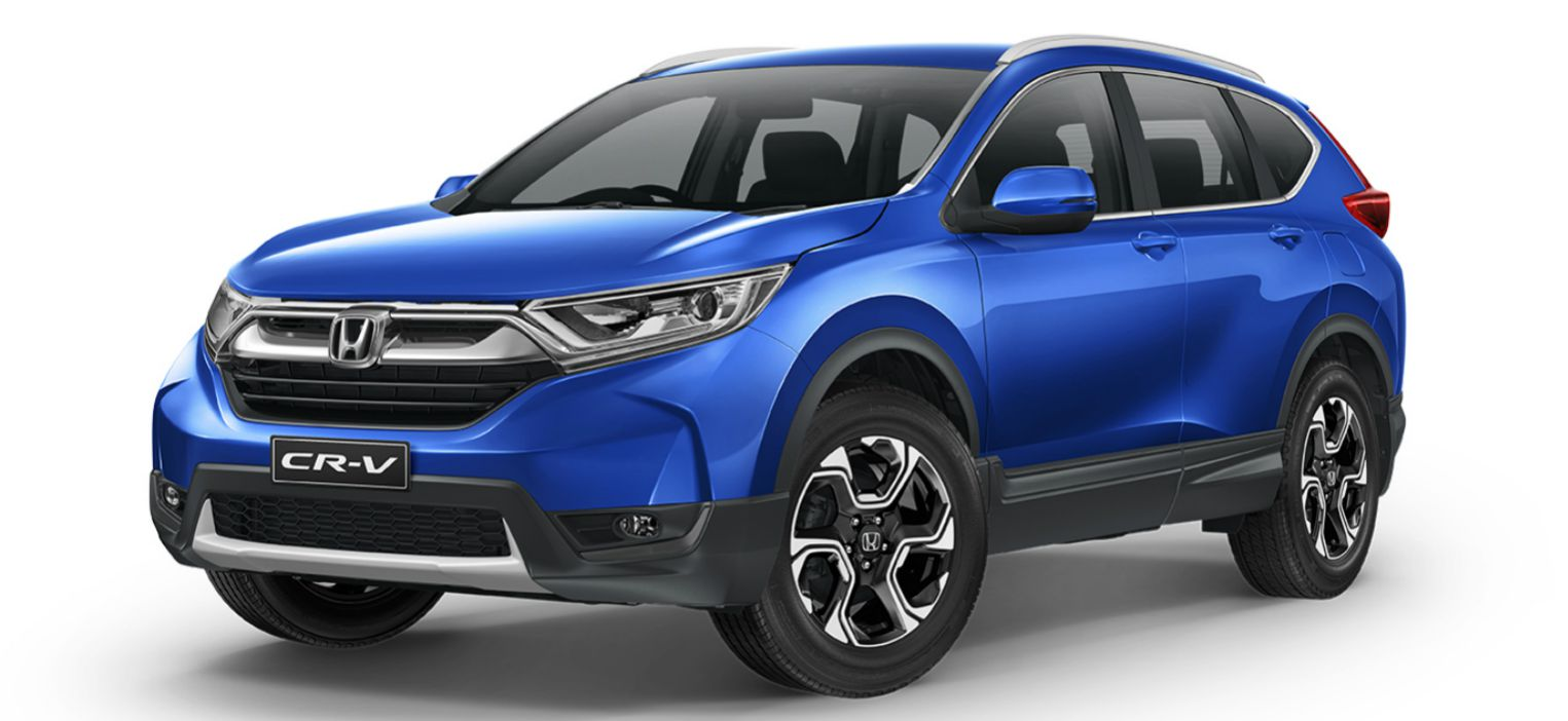 2019 Honda CR-V VTi-E7 released