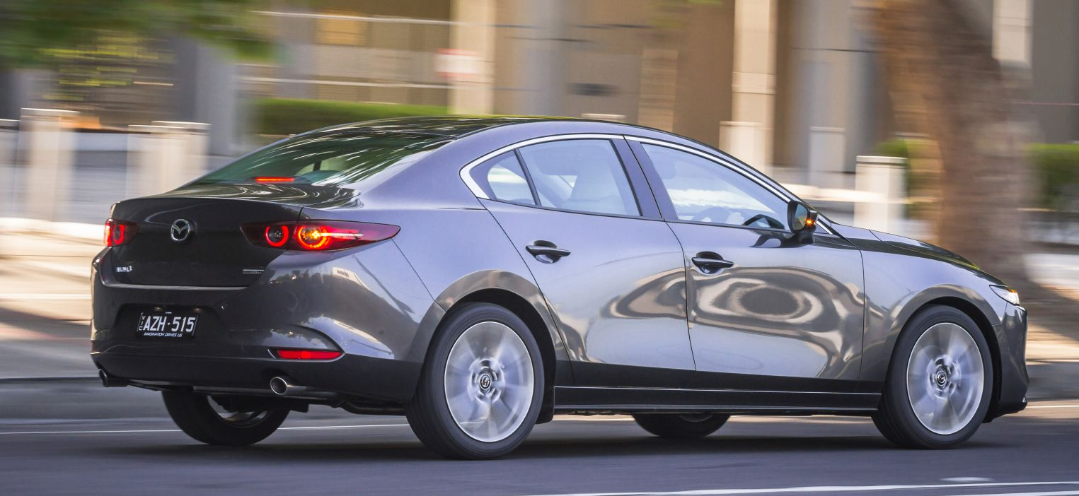 2019 Mazda 3 sedan specs and pricing - CarConversation