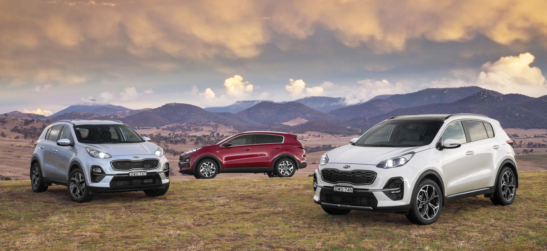 2019 Kia Sportage Specs And Pricing Carconversation