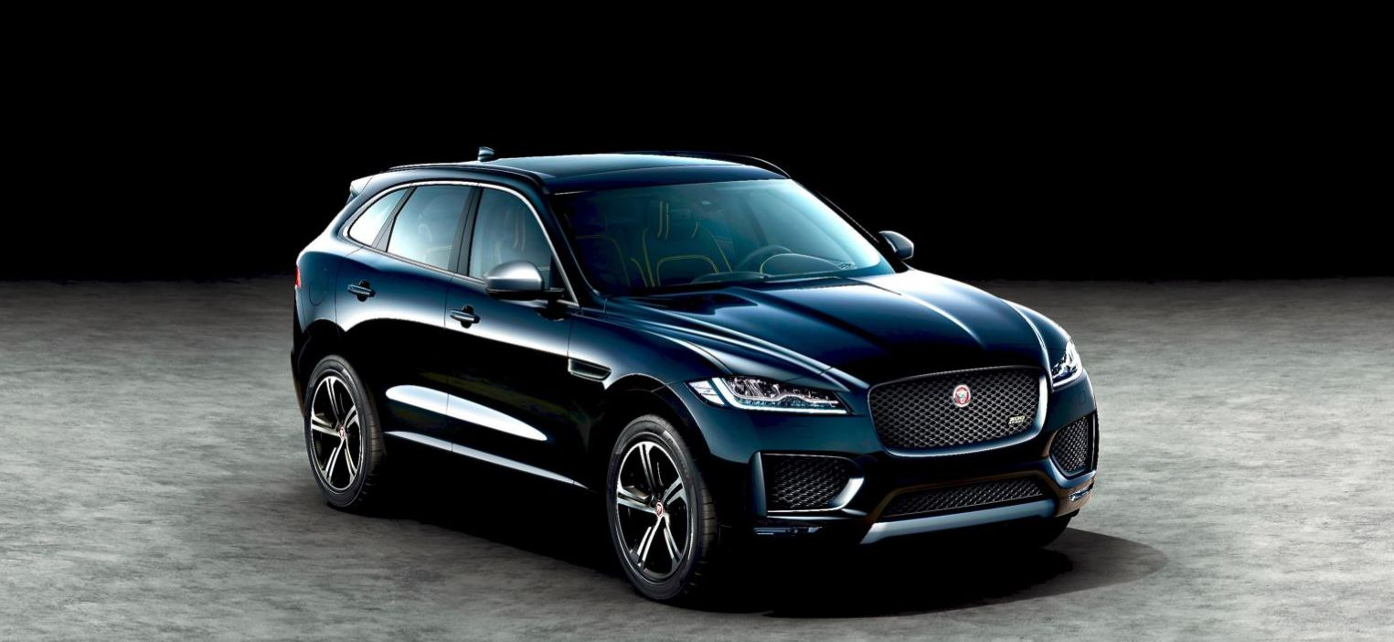 2020 Jaguar F Pace Chequered Flag And 300 Sport Revealed