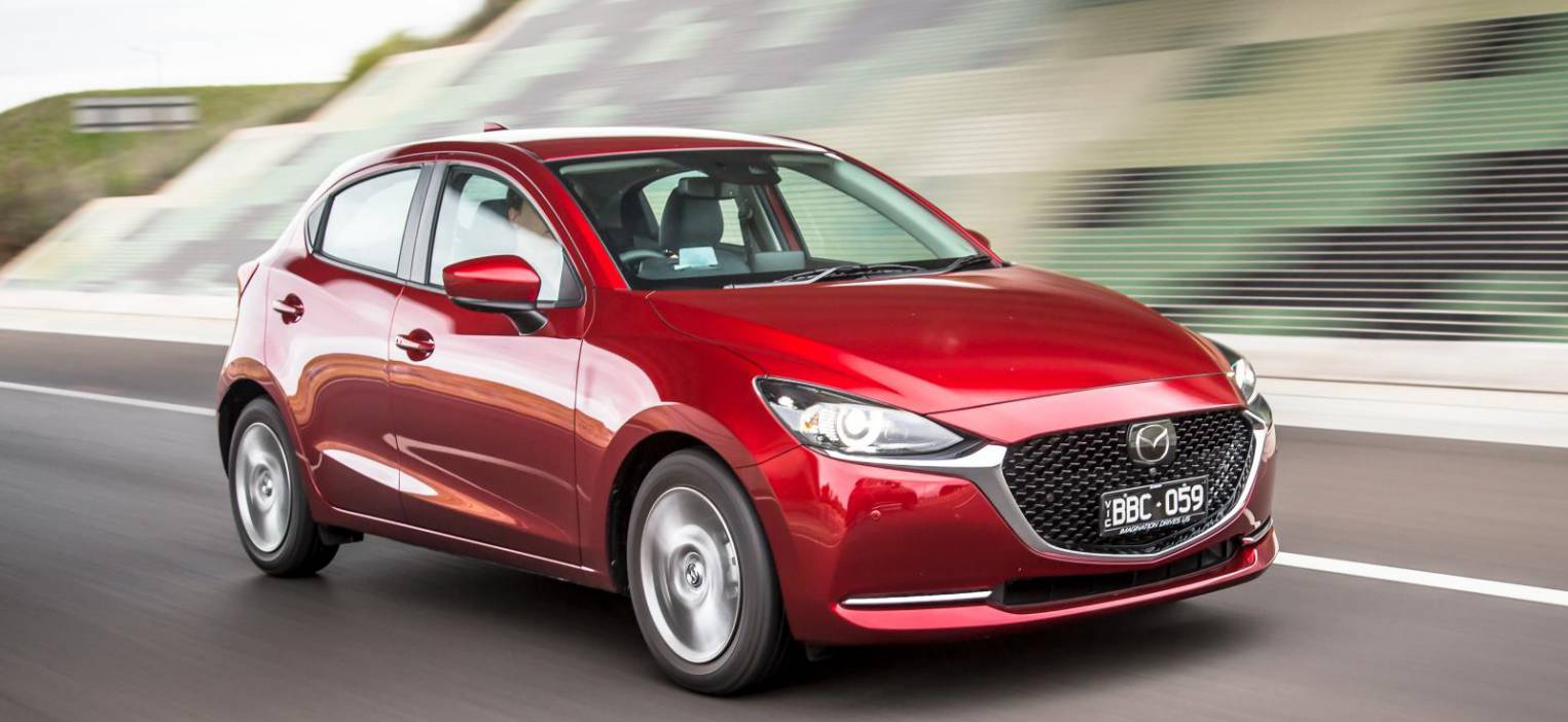 2020 Mazda 2 Specs And Pricing Carconversation