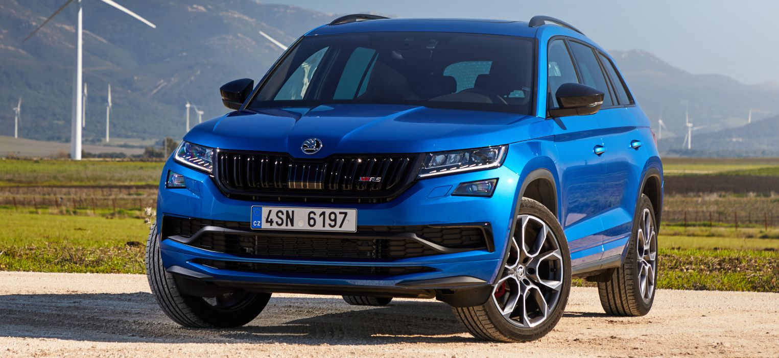 2020 Skoda Kodiaq Rs Specs And Pricing Carconversation