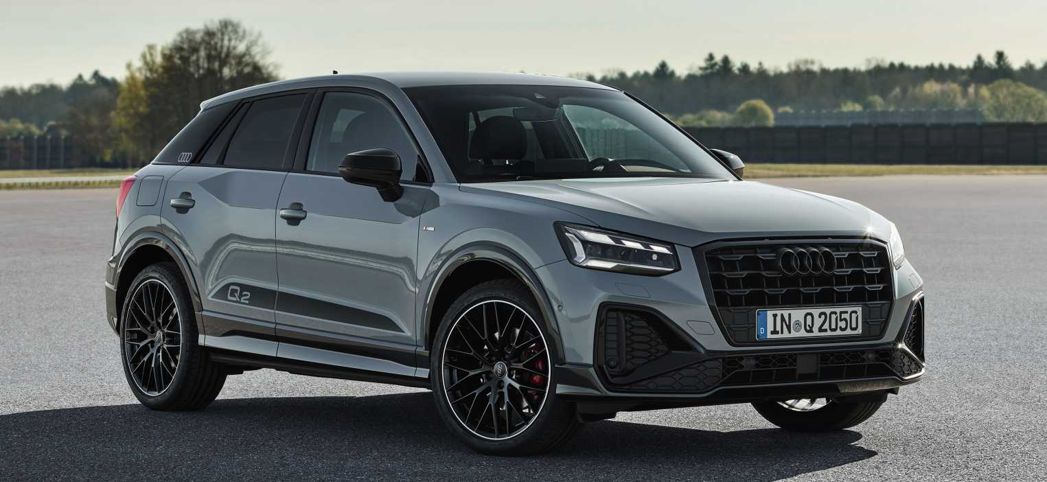 2021 Audi Q2 specs and pricing