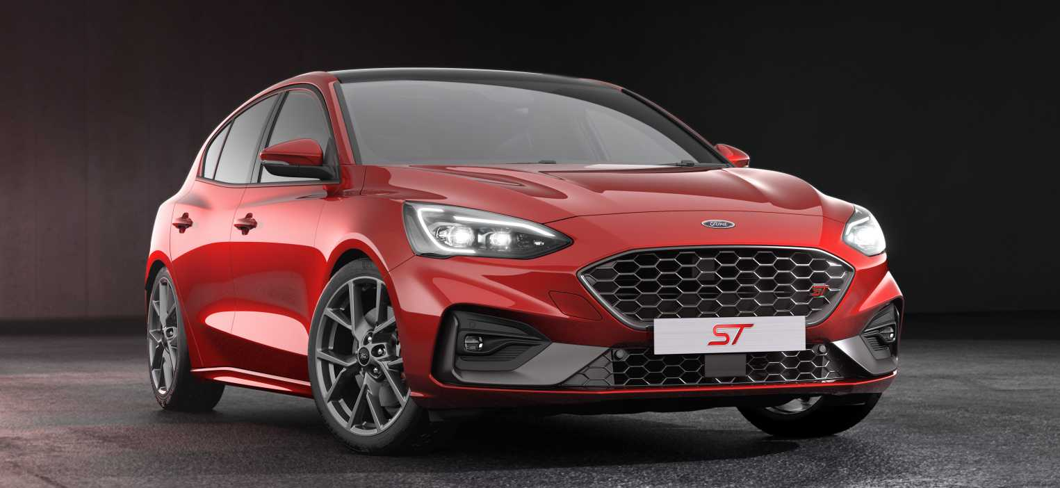 2021 Ford Focus ST-3 specs and pricing