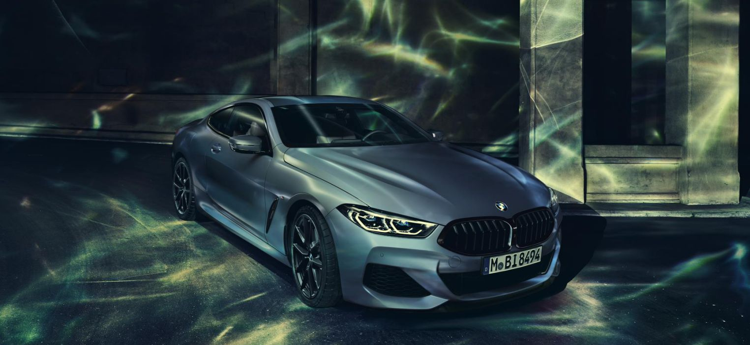 BMW M850i xDrive First Edition revealed