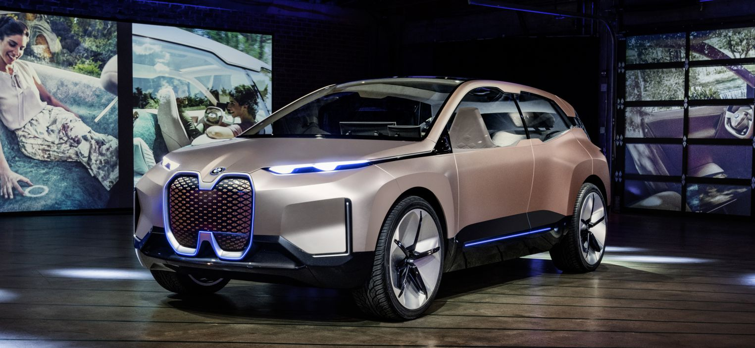 Bmw Vision Inext At 2019 Ces Carconversation Independent Car