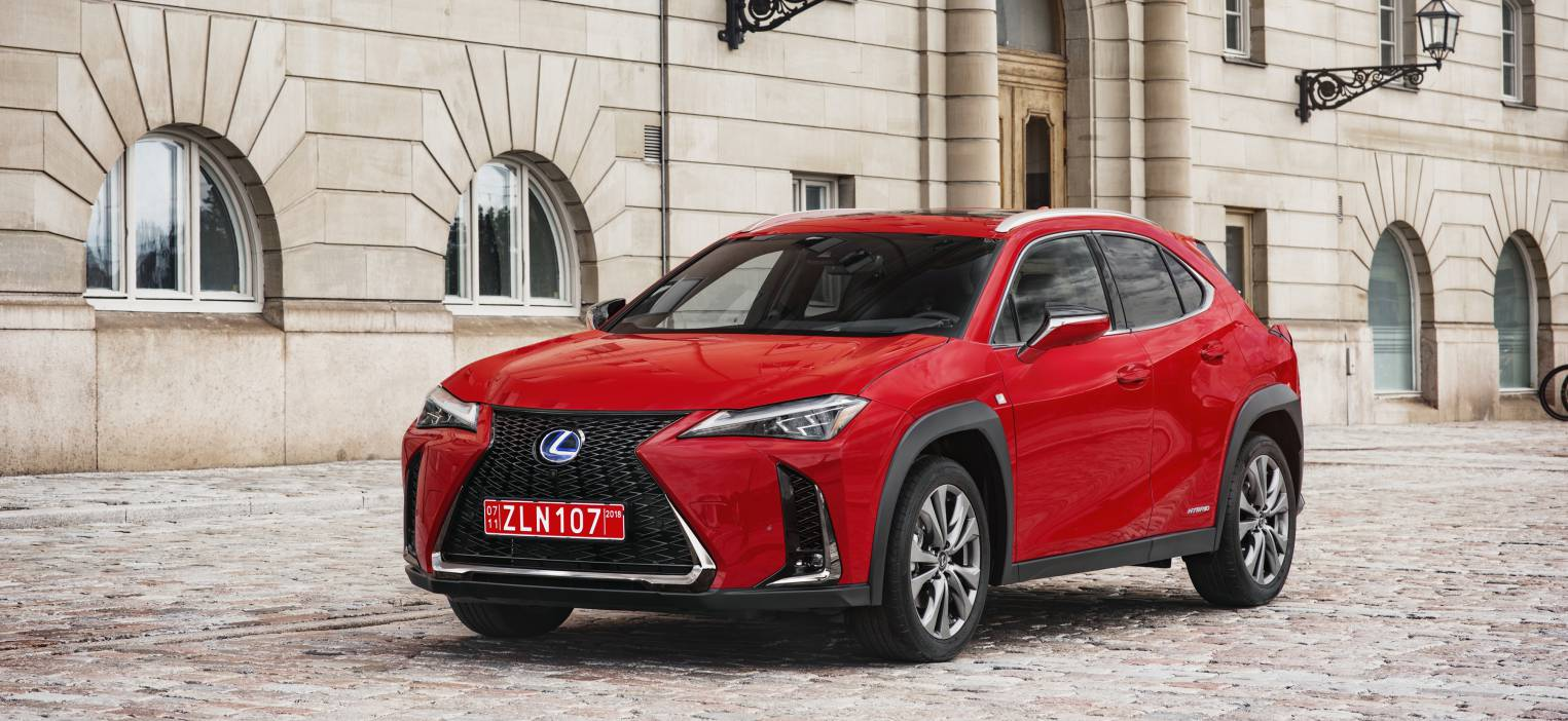 Lexus confident of a busy 2019