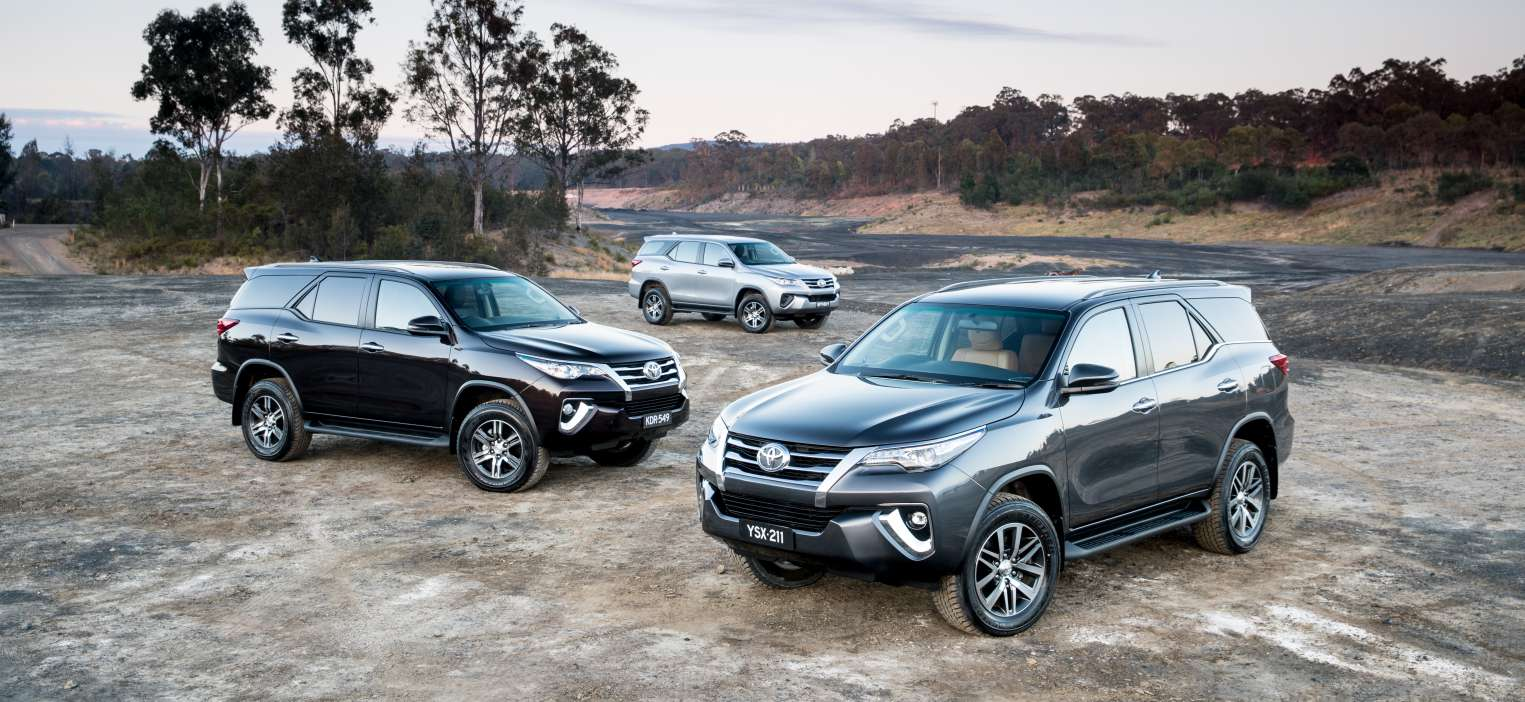 2018 Toyota Fortuner specs and pricing - CarConversation
