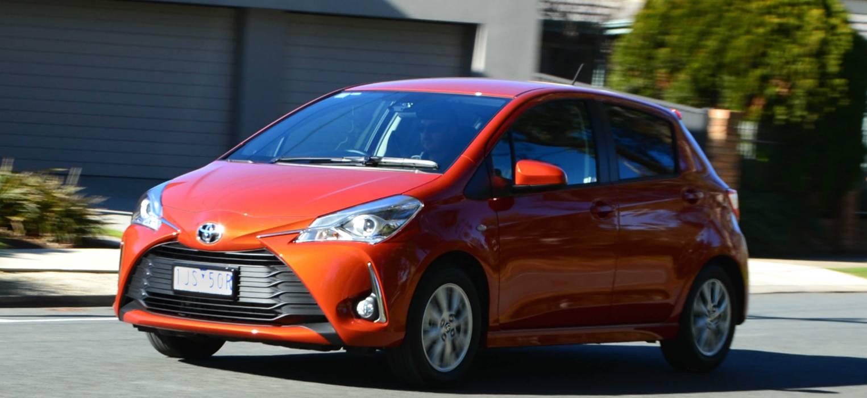 2017 Toyota Yaris Zr Review Carconversation Independent Car
