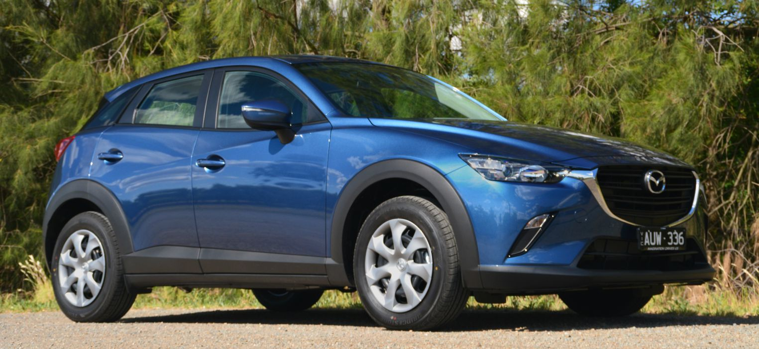 2019 Mazda CX-3 Review
